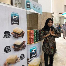 Bolu Susu Lembang, pusat toko oleh-oleh Lembang yang sering diburu