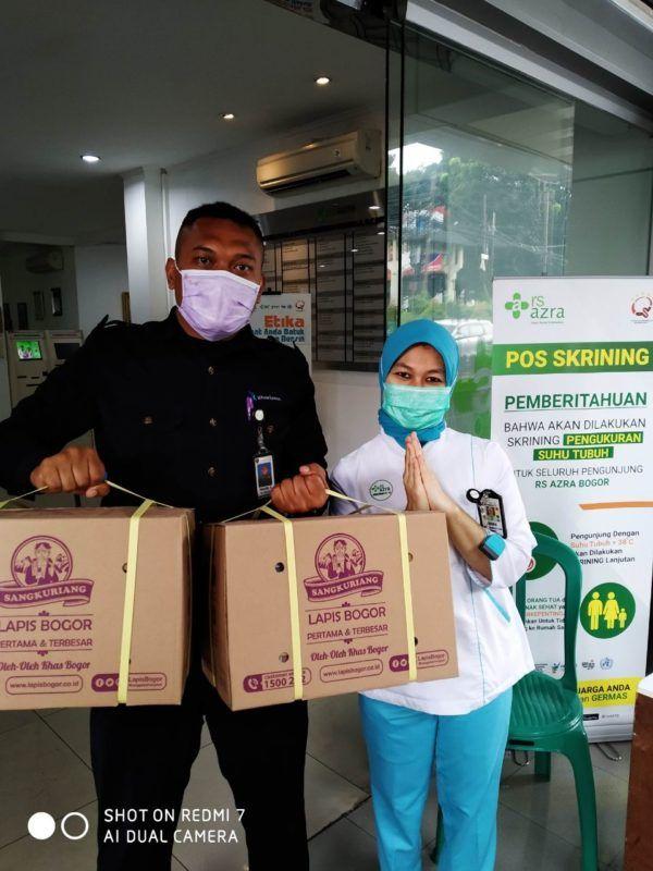 bantuan untuk tenaga medis