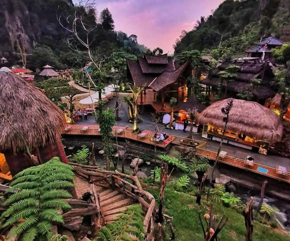 Wisata Lembang Ramah Anak