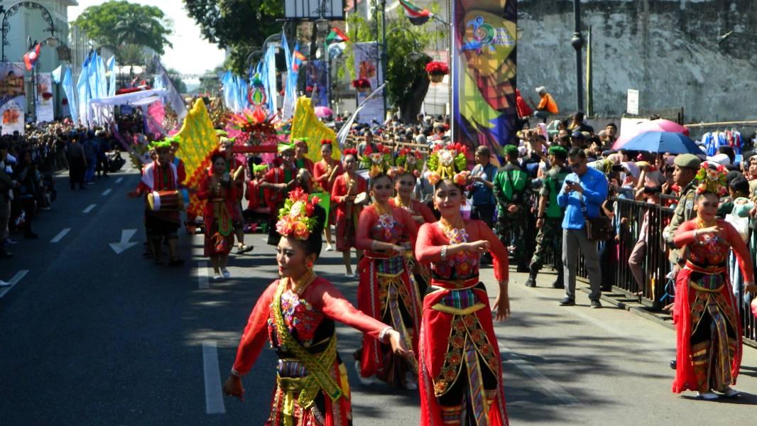 Asian African Carnival, festival di Bandung
