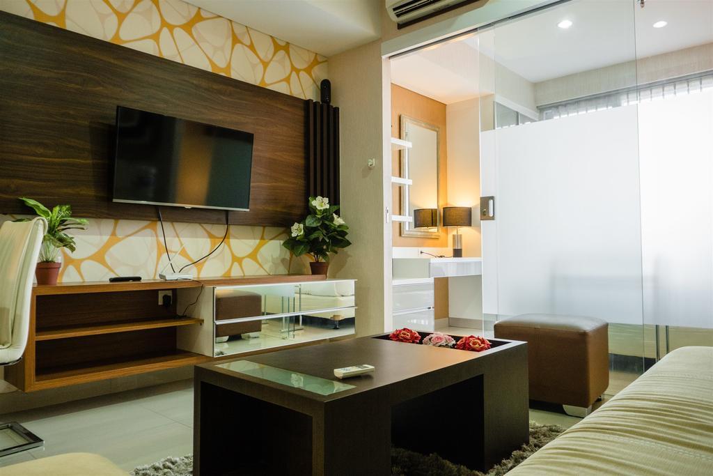 Tampilan rekomendasi apartemen Bandung