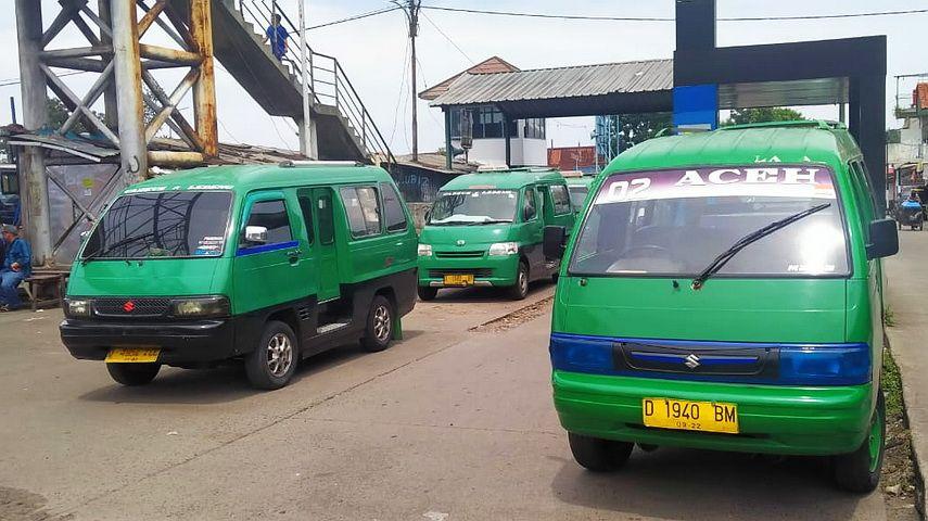 transportasi Bandung aman murah