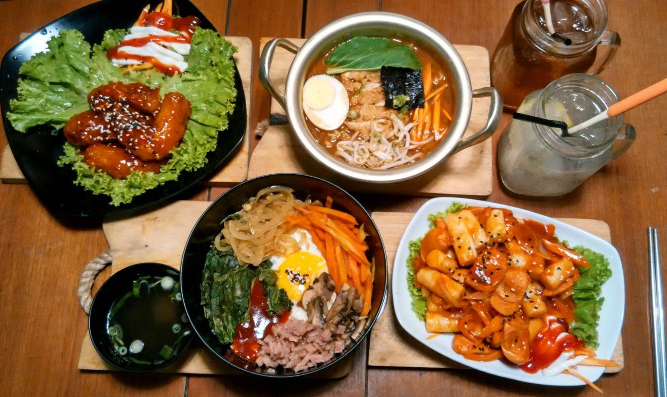 restoran korea murah di bandung
