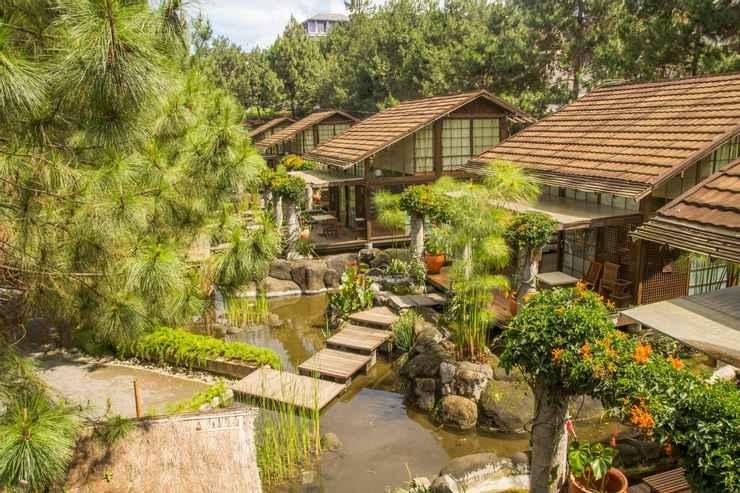 villa air lembang