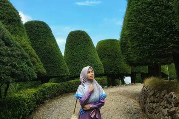wisata jamur Bandung