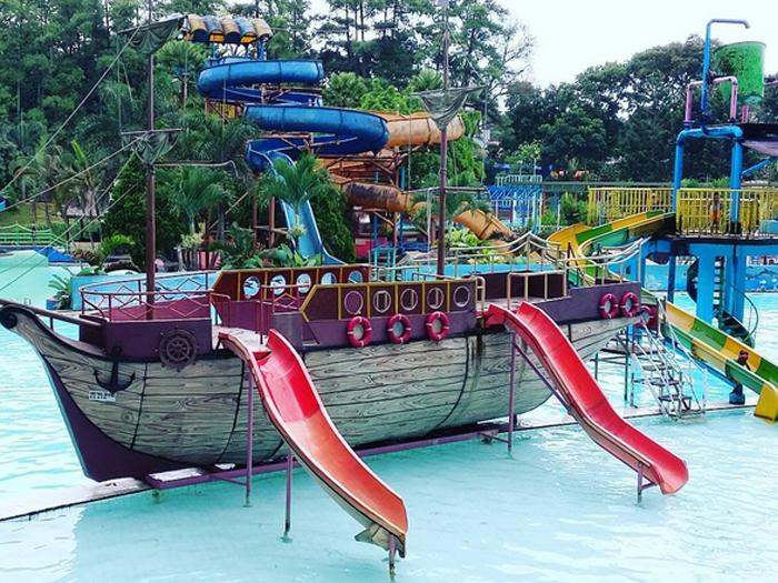 Kolam renang di Bandung