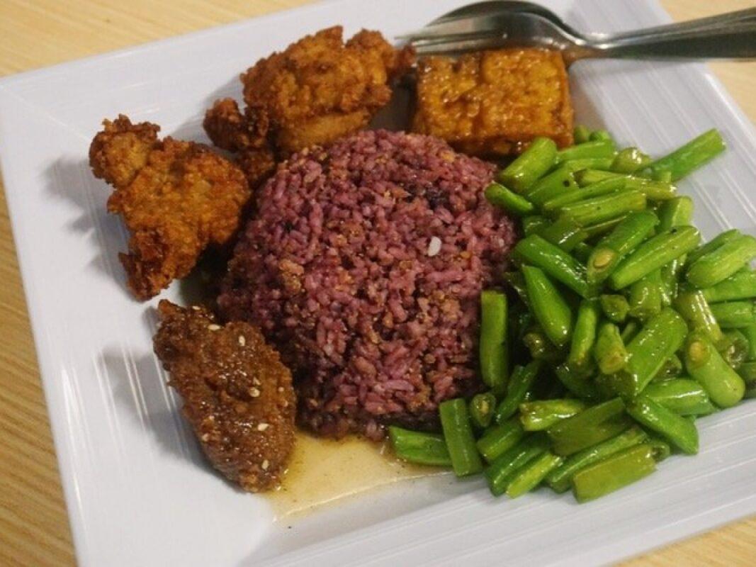 Nasi Kalong, kuliner enak di Bandung