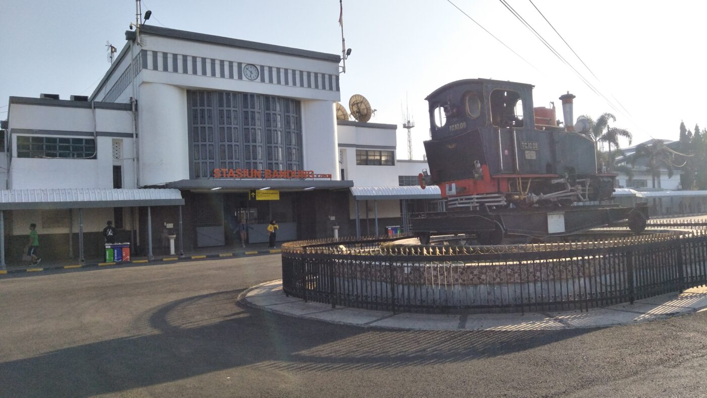 Stasiun di Bandung