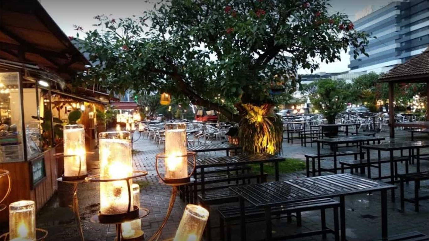 Food court enak Bandung
