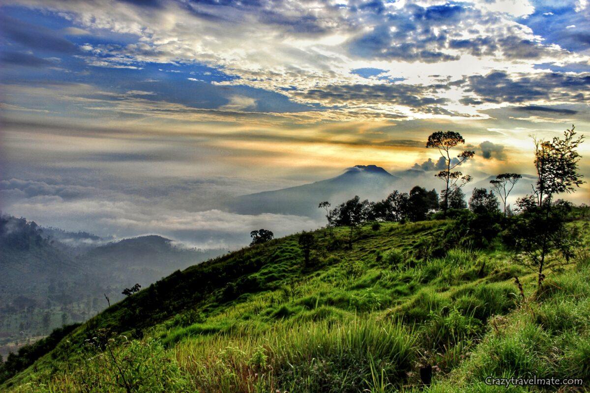 di atas awan Bandung