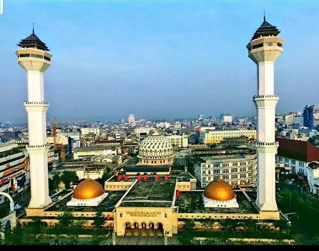 Masjid Terbesar di Bandung