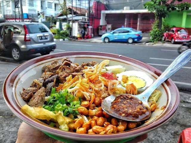 Aneka Sarapan di Bandung