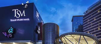 mall terbesar di bandung