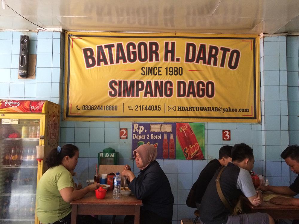 Batagor Legendaris Bandung
